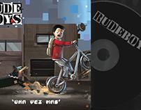 RUDE BOYS CD