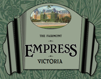 The Fairmont Empress Book