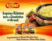 Kitano - KV para lançamento.