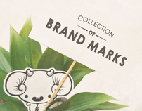 COLLECTION OF BRANDMARKS