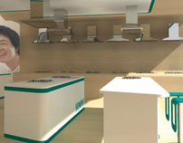 Siemens Showroom Concept | China