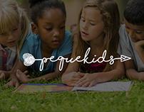 Pequekids: Branding