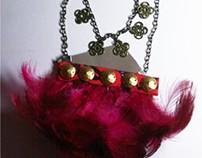"Lemelle necklace ""Cleopatra"""