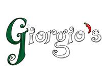 Branding: Giorgio's Restaurant Leipzig
