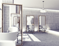 Beauty Salon Concept | Udine