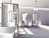 Beauty Salon Concept | Udine