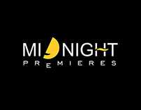 Logo for Midnight Premieres in Avaton Theatre (2012)