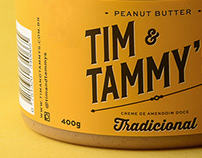 Tim & Tammy's - Brand Design
