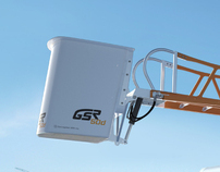 GSR 50 D hydraulic ladder
