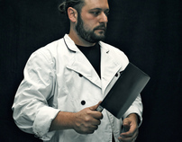 Chef Portraits - Toronto Life