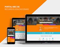 Portal MEC - Recursos Educacionais Digitais
