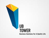 UB TOWER logo