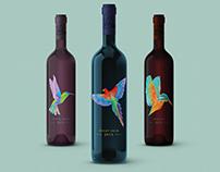 Steve Bird Wines Redesign
