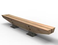 Landmark _ bench