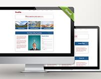 Erudite Corporate Website Template
