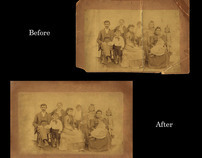 Restoring Photos of the Past