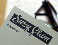 suzy glam eyewear, identity