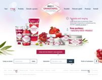 Granatapfel - website