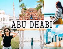 Free Abu Dhabi Mobile & Desktop Lightroom Presets