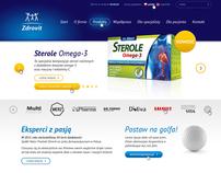 Zdrovit - website