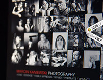 Marcin Kaniewski Photography website