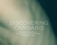 Discovering Cannabis: Editorial Spread
