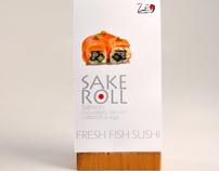 Zen Sushi Branding