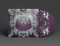 Nihilaeth - Nescience Album Art and Branding
