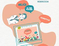 Nejčr webdesign