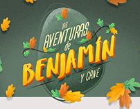 Las Aventuras de Benjamín y Cane