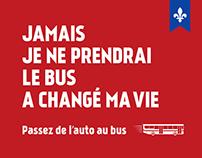 RTL: Réseau de transport de Longueuil