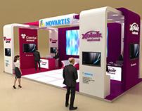 Novartis DermaTology Exhibition