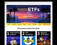 Events Website Redesign
