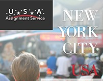 USA Assignment Service