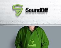 Нейминг, логотип и фирменный стиль SoundOff