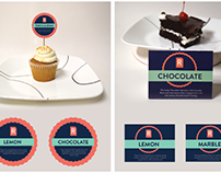 Reeves Cake Shop Identity