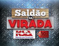KSA - Campanha Saldão da Virada - 2014/2015