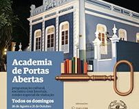 Academia de Portas Abertas -2018