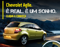 Chevrolet Agile - Mídia