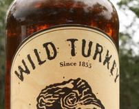Wild Turkey Bourbon Packaging