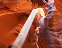 Through Canyons