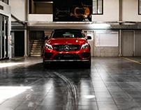 Mercedes Benz GLE 43 AMG | By Sourav Mishra
