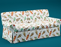 Ice Cream Sofa