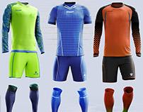 Soccer Kit Design 3D