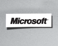 Microsoft—Did You Know? Promotional Print