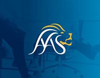 Branding / Identité visuelle / Webdesign - AAS