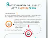 8 Ways to Fortify the Usability of your Website Design