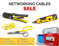 Networking Cables SALE