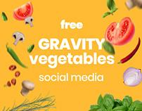 Gravity vegetables - Free Download