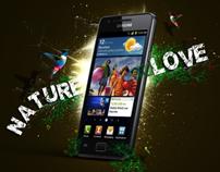Samsung Galaxy S II Nature Love